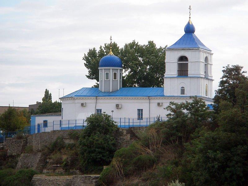 Catedral de San Juan en la ciudad de Bilhorod-Dnistrovs'kyj