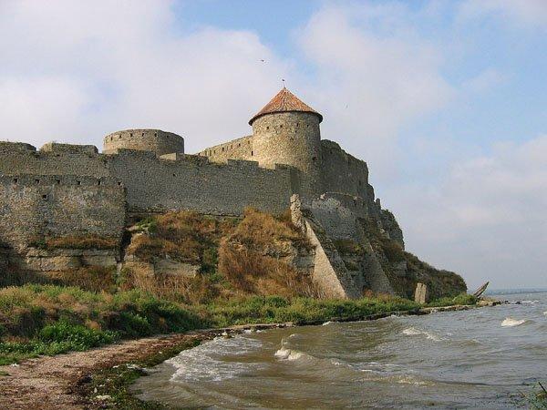 La fortaleza Akkerman