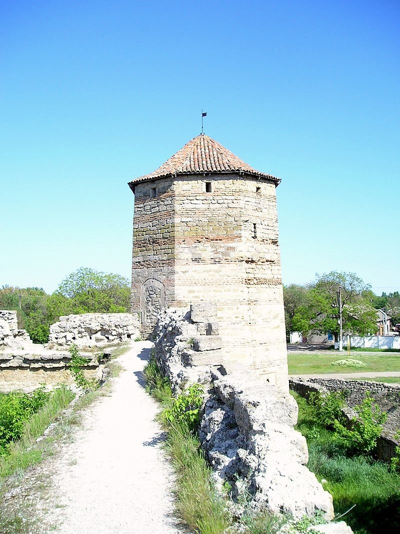 View of the tower