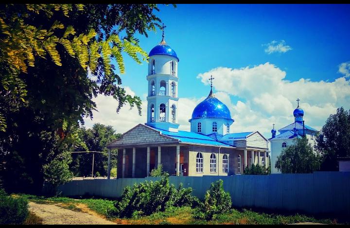 Iglesia de St Ioann Sochava