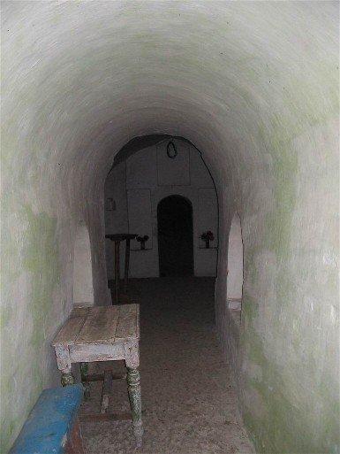 Las cuevas de San Antonio en Liubech