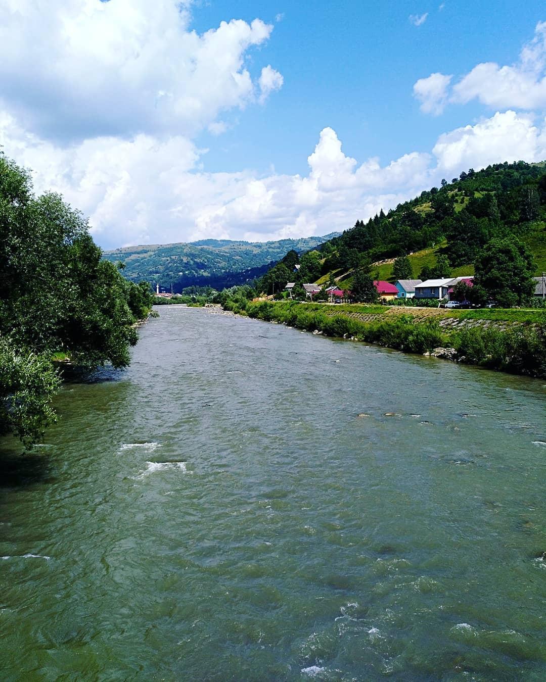 Rios de Ucrania – el Ticina oTisza