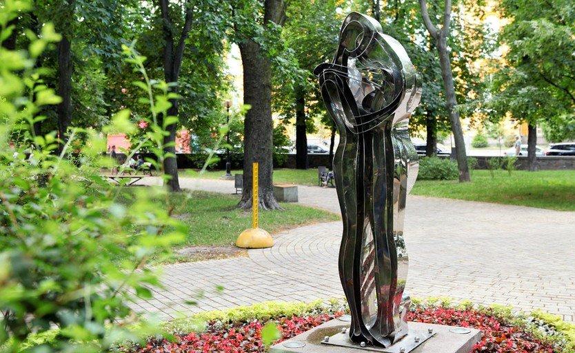 Ucrania mapa - Monumentos de Kyiv