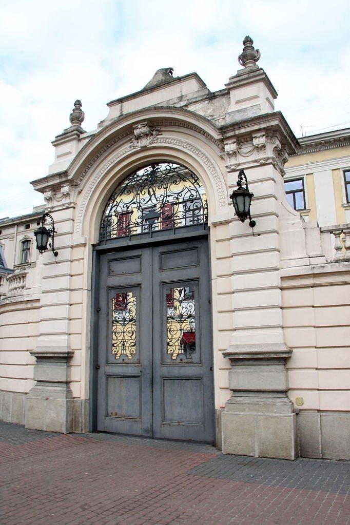 Ucrania mapa - 5 museos en Lviv